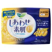 花王 乐而雅F系列 夜用卫生巾 40cm 7片
