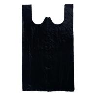 坚尔美 Jem 背心垃圾袋 36*60cm 100只/包 (黑色)
