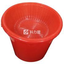 国产 茶水桶 口宽33cm 高30cm (颜色随机) 50套/箱 (带筛篮)(新老包装交替以实物为准)