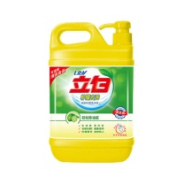 立白 柠檬去油精 洗洁精 清新柠檬 1.12kg  (新老包装交替,旧包装1.15kg)