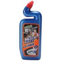 威猛先生 Mr Muscle 强效洁厕液 500g/瓶  24瓶/箱