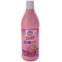 白猫 WhiteCat 彩漂 700g/瓶 12瓶/箱