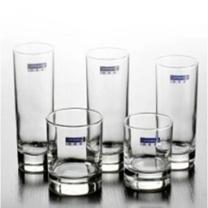 乐美雅 玻璃杯套装 冰蓝萨通高