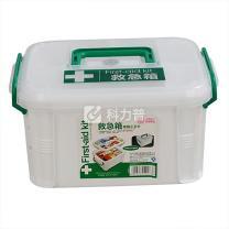 国产 医药箱 中号 15*19*27cm  (空箱)(新老包装交替以实物为准)