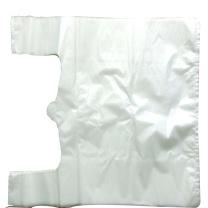 国产 塑料袋 34*40cm (白色) 100个/包 (新老包装交替以实物为准)