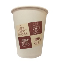 传美 TRANSMATE 咖啡杯 318g 外9盎司 300ml  50个/袋 20袋/箱