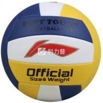 李宁 LI-NING 5号标准软式充气式儿童中学生考试训练比赛用球 711