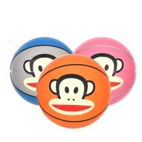 大嘴猴 Paul Frank 橡胶篮球 PKY5014B 3号 PKY5014B 3号