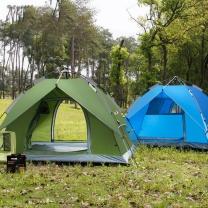 北山狼 暮光3-4人自动帐篷 ZL026 200*180*135cm