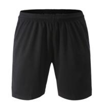 励扬 运动短裤 M号 RY-483241 M 100%聚酯纤维 (炫酷黑)