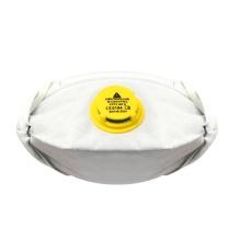 代尔塔 DEITAPLUS 活性炭无纺布口罩 104104 M1200VPWC P2  10只/袋 (M1200VPW)