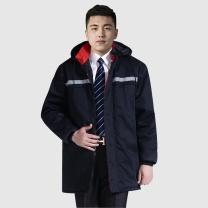 燕舞 男女纯棉工作服 JZYCJ2017LYMY4004 L  10件/箱
