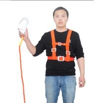 国产 防坠落安全带 单大钩 2m  (新老包装交替以实物为准)