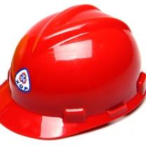 安吉安 ABS安全帽 20型 (红色)