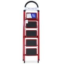 步步稳 防滑5步D型梯 使用高度120cm