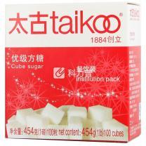 太古 taikoo 方糖 优级 454g/盒  48盒/箱
