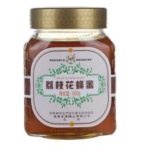卓津 荔枝花蜂蜜 450g