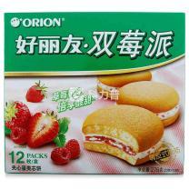 好丽友 ORION 双莓派 276g/盒  8盒/箱