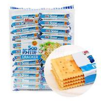 Mixx Mixx 苏打饼干 600g/袋  (原味 12袋/箱)