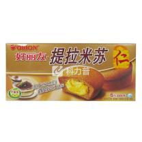好丽友 ORION 提拉米苏 注心蛋类芯饼 23g/枚  6枚/盒 16盒/箱