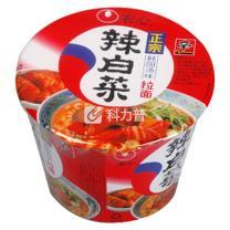 农心 辛拉面 辣白菜 117g/碗  16碗/箱