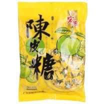 宏源 陈皮糖 355g/袋  24袋/箱 24袋/箱