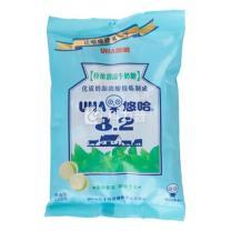 悠哈 UHA 特浓清凉牛奶糖 120g/包  24袋/箱