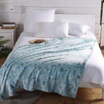 多喜爱 绒毯洛兹莉绒毯 150*200cm