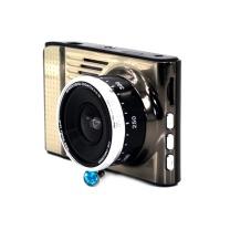 e车坊 锌合金1080P高清行车记录仪 128B