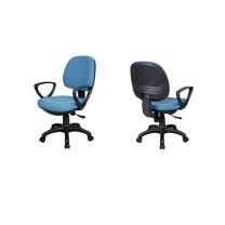东港 职员椅布椅 B105 W570*D550*H900-1000mm (蓝色) 江浙沪含运,其他外省市运费另询.2把起订