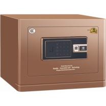 中亿 Z系列指纹锁保险箱 FDX-A/D-30FBZII H330*W400*D310 (咖啡金) 江浙沪含运,其他地区运费另询。