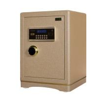 鑫辉全钢精锐指纹系列70豪华型保管箱 H700*w450*D400 (棕皮纹) 北京五环内含运,其余地区运费另询。