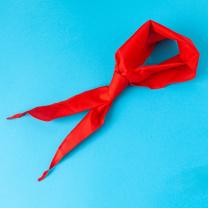 晨光1米红领巾ASCN9524