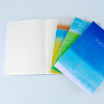 晨光A5时尚胶套本80页 和美的季节APY4BB66