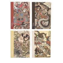 晨光大英博物馆水浒豪杰缝线本套装HAPY0281