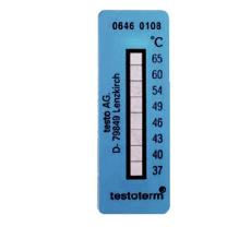 德国德图testo 条形/钟形温度贴 条形+37℃~+65℃ 货号0646 0108