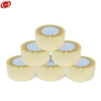 谋福 CNMF 谋福 9106 透明封箱胶带 米黄色胶带 胶带切割器 厚2.2cm (足米 透明色4.5cm*150米) 足米 透明色4.5cm*150米