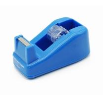 欧标 欧标(MATE-IST)胶带切割器 胶带座 封箱器(适用≤18mm的胶带)小号白蓝随机B2691 适用≤18mm胶带随机颜色