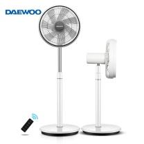 大宇 大宇(DAEWOO)电风扇/落地扇/空气循环扇/空调伴侣升降扇 家用电扇 节能台立扇DWF-R1206DC