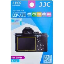 相机贴膜 JJC 索尼微单相机屏幕保护贴膜A7II A7III A7M3 M2 A7R3 R2 A9 A7S2 A7SII A7RIII SONY液晶显示屏高清膜7RM2