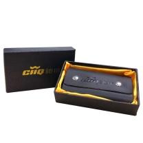 保险柜 驰球 CIIQ 商务钱包皮夹超薄钥匙扣收纳包
