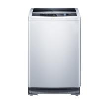 三洋 SANYO 三洋(SANYO) 8公斤全自动波轮洗衣机 大容量洗涤 全模糊智能控制 24h预约(亮灰色) WT8455M0S 8公斤全自动波轮洗衣机8455