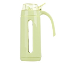 SIMELO SIMELO(施美乐)塑玻调料瓶罐油壶320ML绿色 320ml塑玻绿