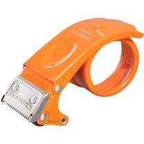 齐心 Comix 齐心(Comix) 48mm金属封箱器/胶带切割器/打包器/胶带座 橙 B3109 48mm金属