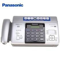热敏传真机 松下(Panasonic)KX-FT872CN 热敏纸复印传真机办公家用电话一体机中文显示(银色) FT872CN银色中文显示