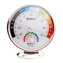 晨光 M&G 晨光(M&G)经典室内盘式温湿度计高精度温度计湿度计免电池小号1个装ARC92570 盘式免电池小