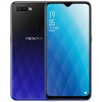 OPPO OPPO A7x指纹识别解锁手机 全网通双卡双待 A7x 冰焰蓝(4G+64G) 套装 A7x 冰焰蓝(4G+64G) 超值套装
