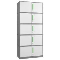 保险柜 虎牌文件柜加厚保险保密柜五节雅智系列 五节文件柜