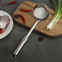 阳光飞歌 阳光飞歌 不锈钢勺子 家用防烫加厚手柄粥勺饭勺汤勺