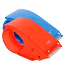 广博 广博(GuangBo)60mm胶带封箱器切割器打包器颜色随机办公用品 单个装FXQ9123 60mm-封箱器